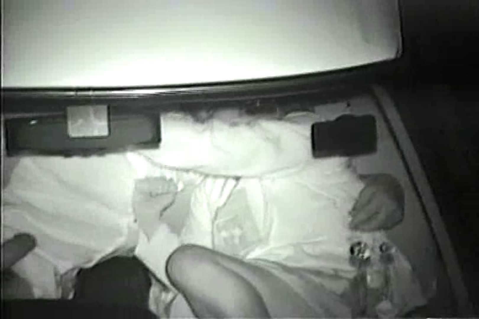 車の中はラブホテル 無修正版  Vol.9 ホテル | 車の中のカップル  60画像 1