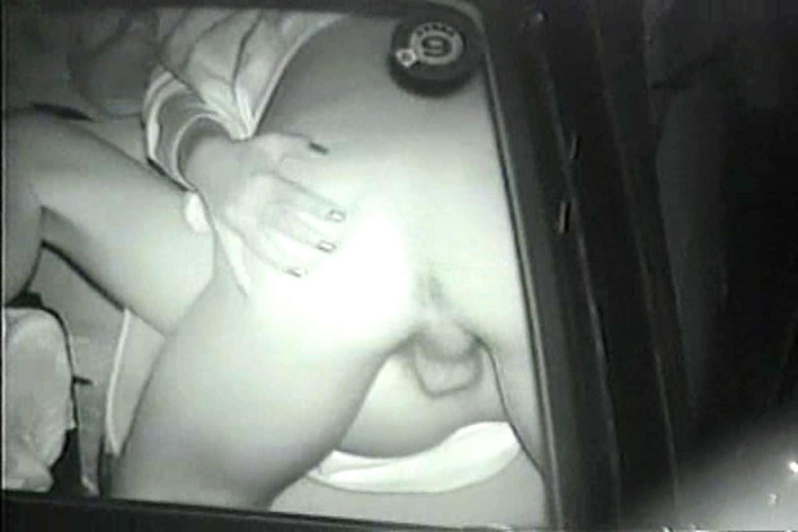 車の中はラブホテル 無修正版  Vol.9 エロティックなOL 性交動画流出 60画像 20