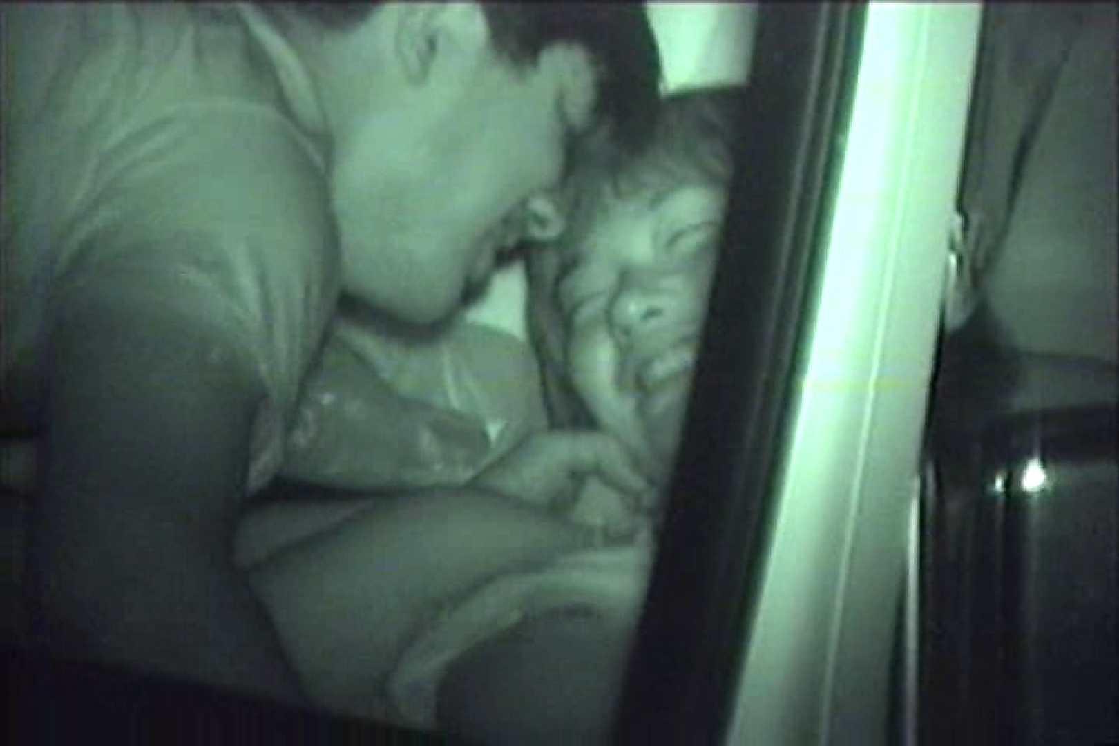 車の中はラブホテル 無修正版  Vol.17 車の中のカップル オマンコ無修正動画無料 97画像 53