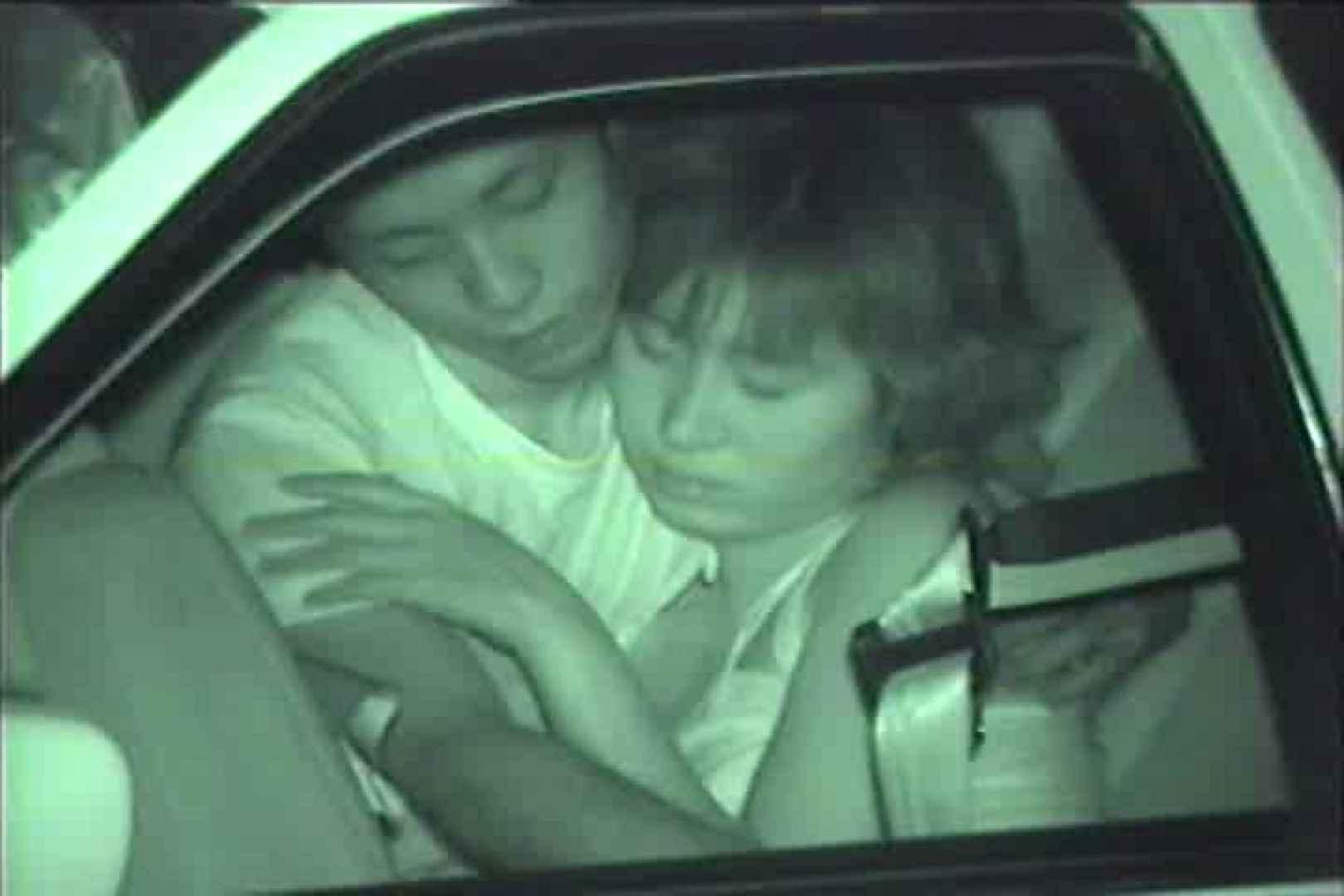 車の中はラブホテル 無修正版  Vol.17 車の中のカップル オマンコ無修正動画無料 97画像 60