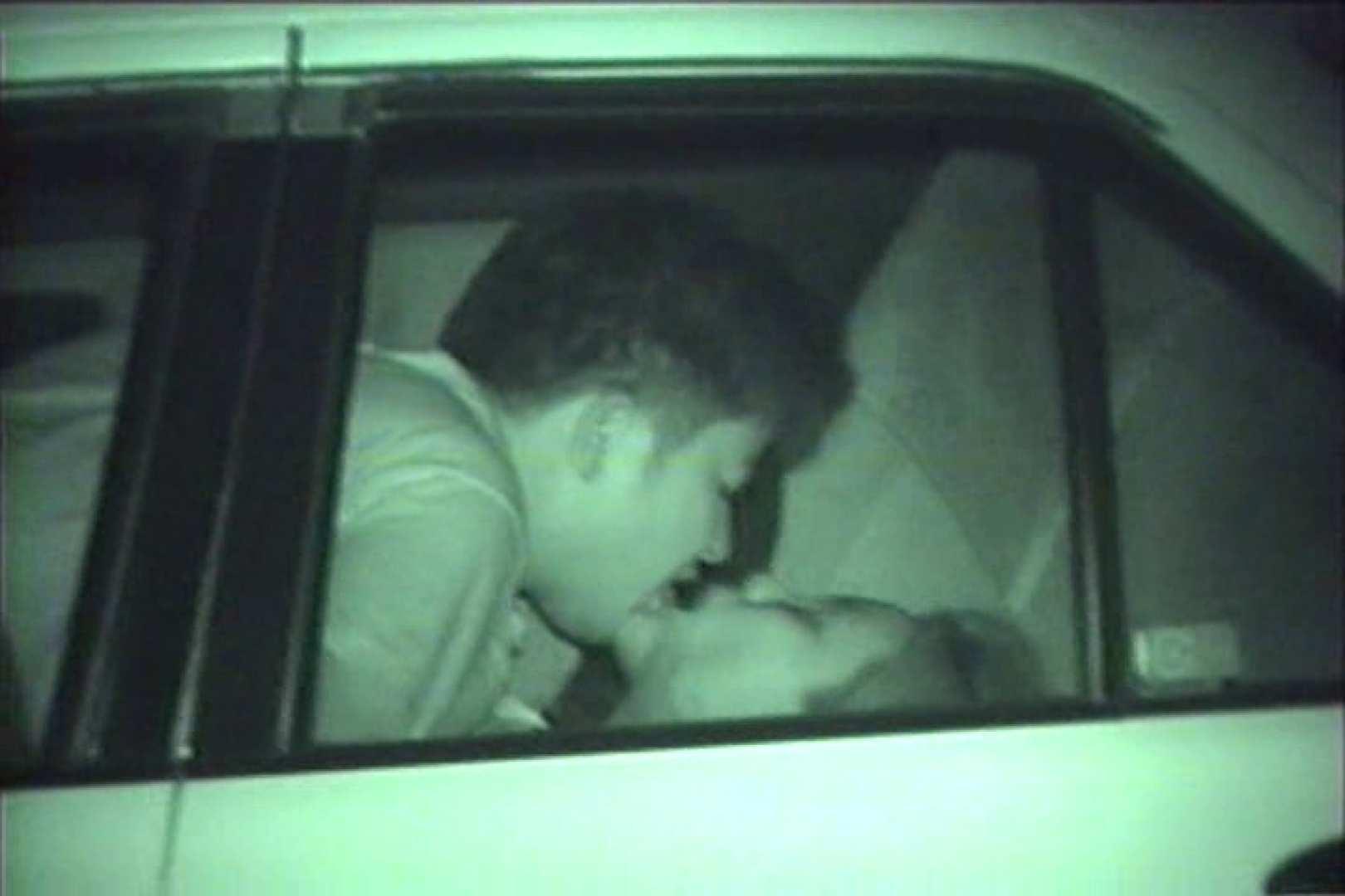 車の中はラブホテル 無修正版  Vol.17 エロティックなOL オメコ無修正動画無料 97画像 79