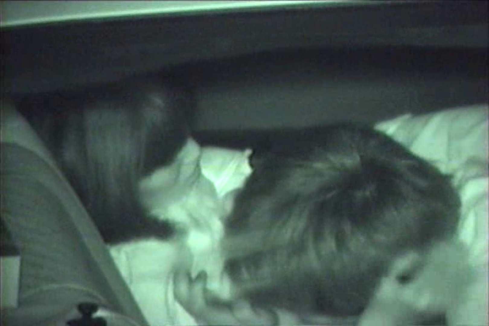 車の中はラブホテル 無修正版  Vol.17 エロティックなOL オメコ無修正動画無料 97画像 93