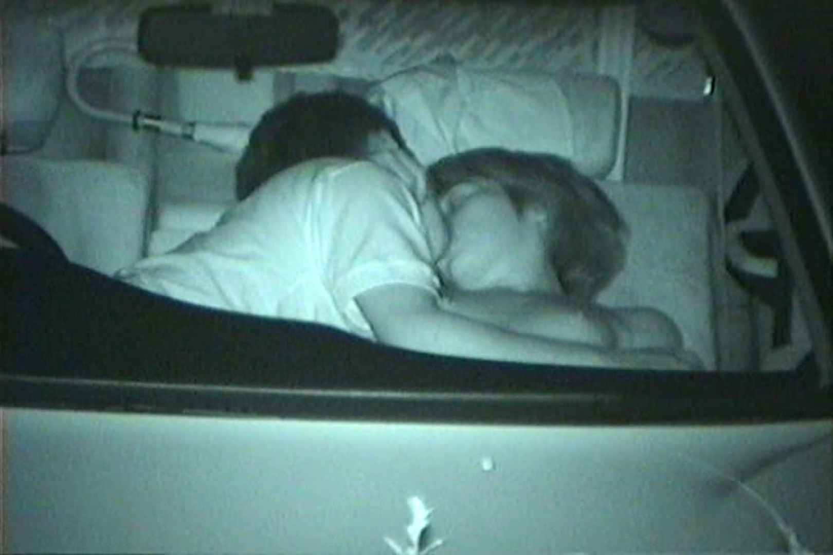 車の中はラブホテル 無修正版  Vol.24 エロティックなOL 盗み撮り動画 102画像 23