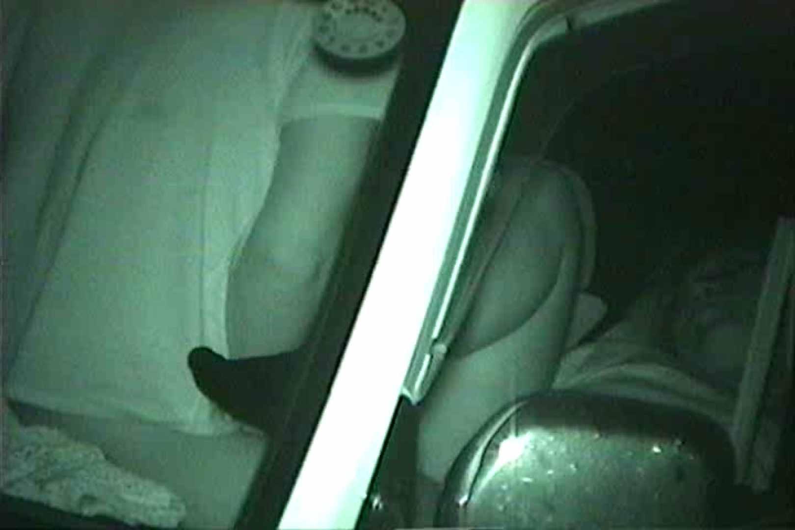 車の中はラブホテル 無修正版  Vol.24 エロティックなOL 盗み撮り動画 102画像 37
