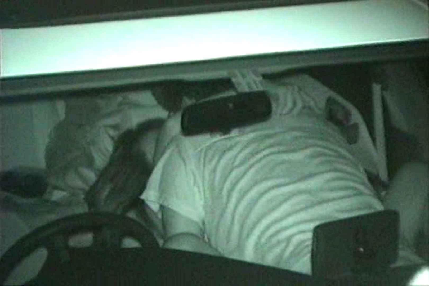 車の中はラブホテル 無修正版  Vol.24 エロティックなOL 盗み撮り動画 102画像 51