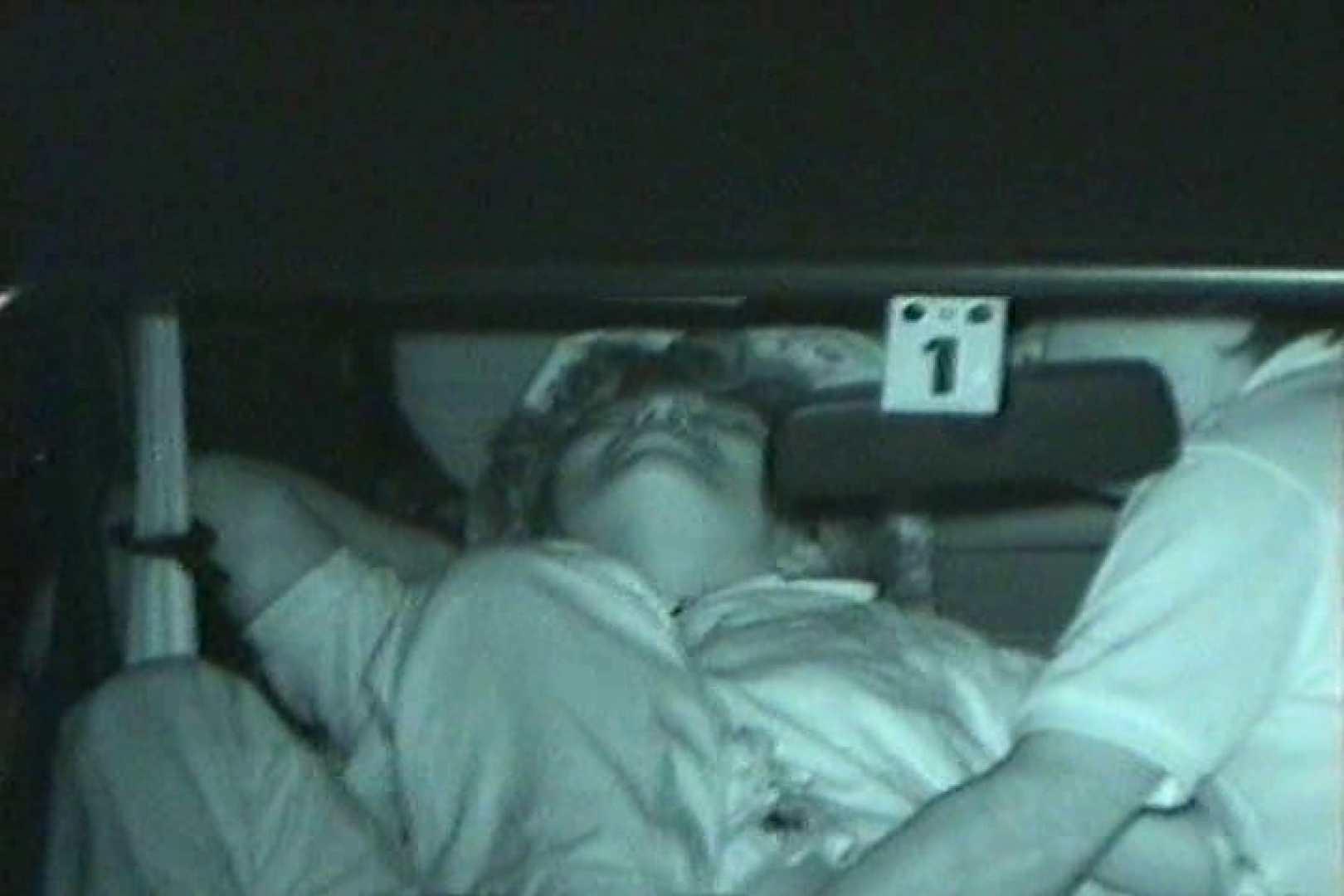車の中はラブホテル 無修正版  Vol.24 エロティックなOL 盗み撮り動画 102画像 93
