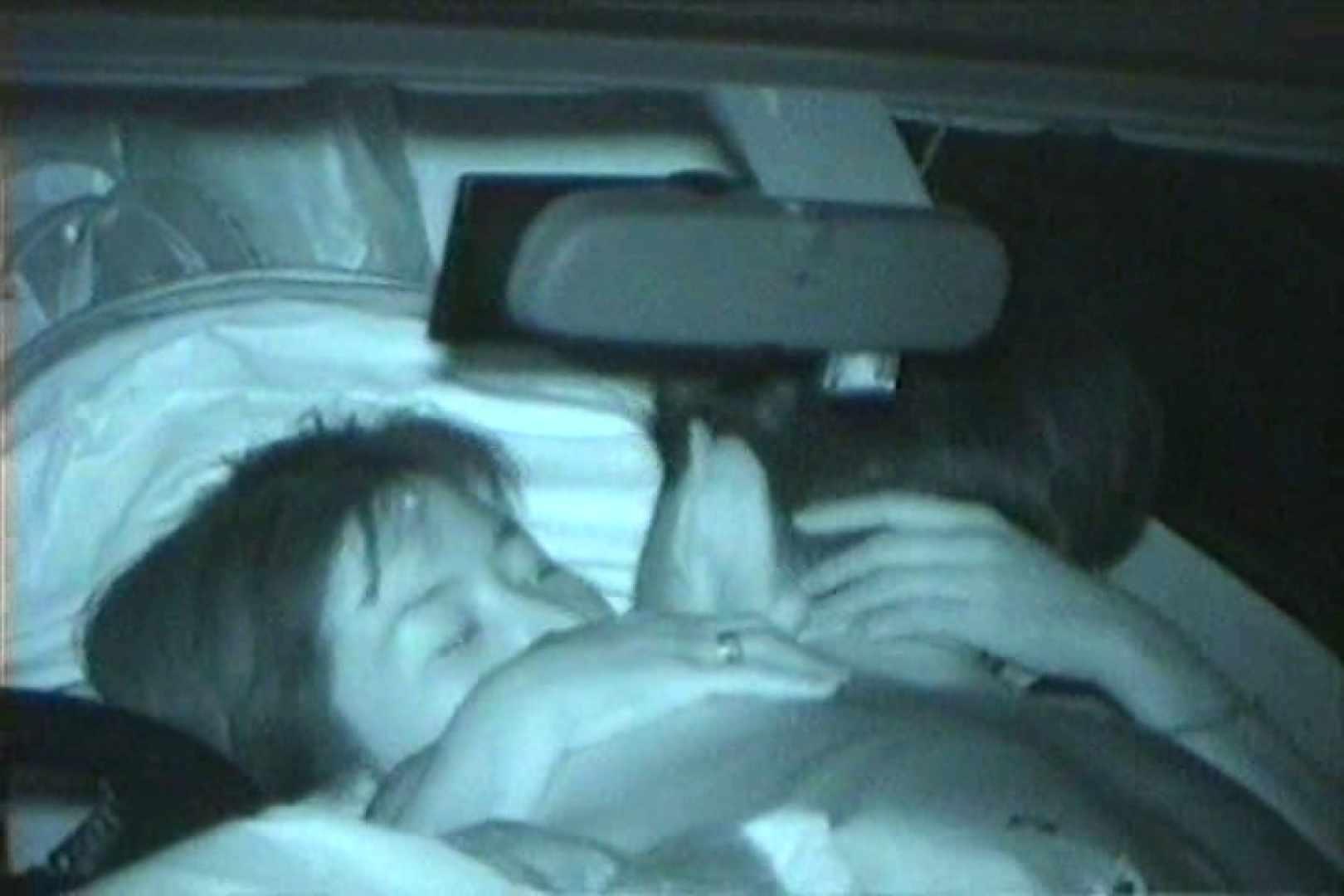 車の中はラブホテル 無修正版  Vol.27 盗撮特集 | 車の中のカップル  58画像 1