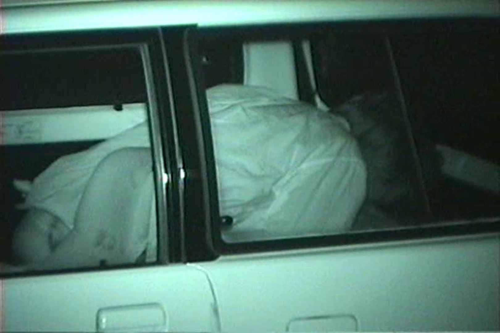 車の中はラブホテル 無修正版  Vol.27 カーセックス エロ画像 58画像 5