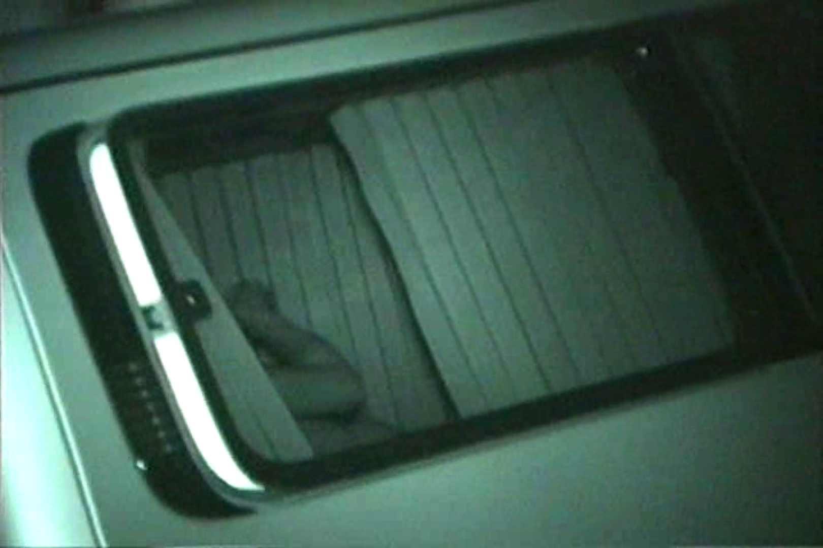 車の中はラブホテル 無修正版  Vol.27 カーセックス エロ画像 58画像 53