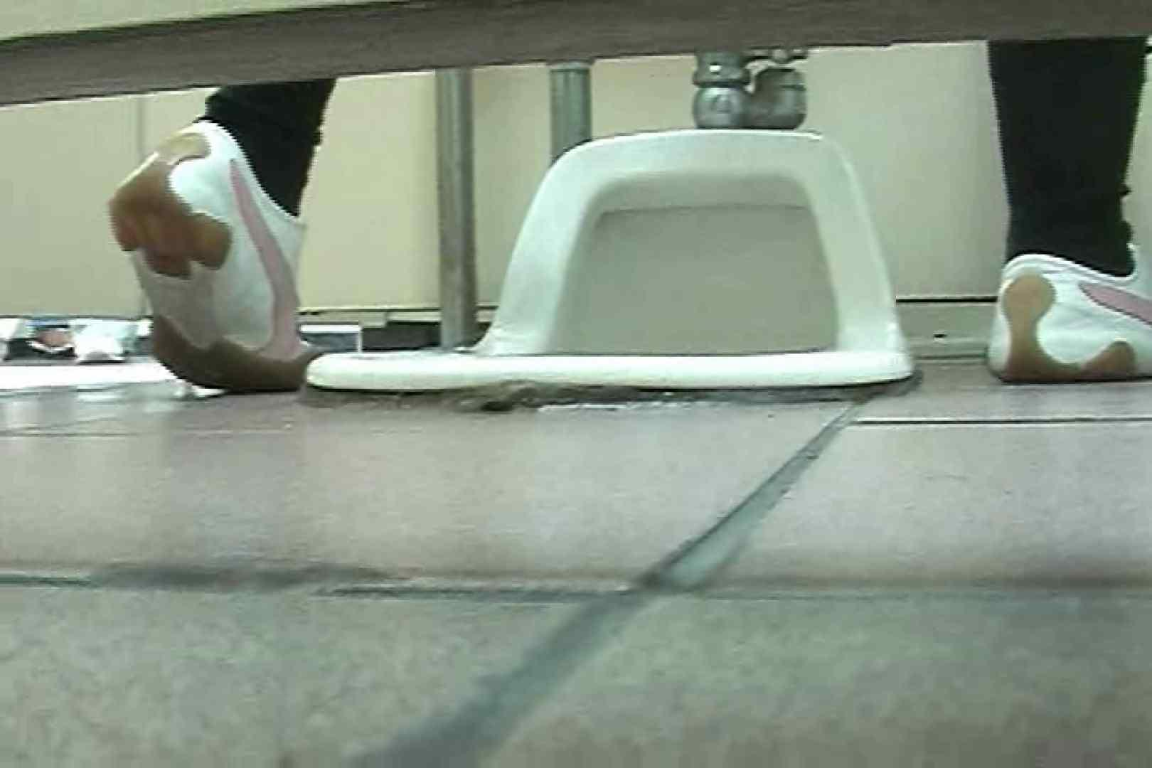 ハメ撮り|マンコ丸見え女子洗面所Vol.9|ピープフォックス(盗撮狐)