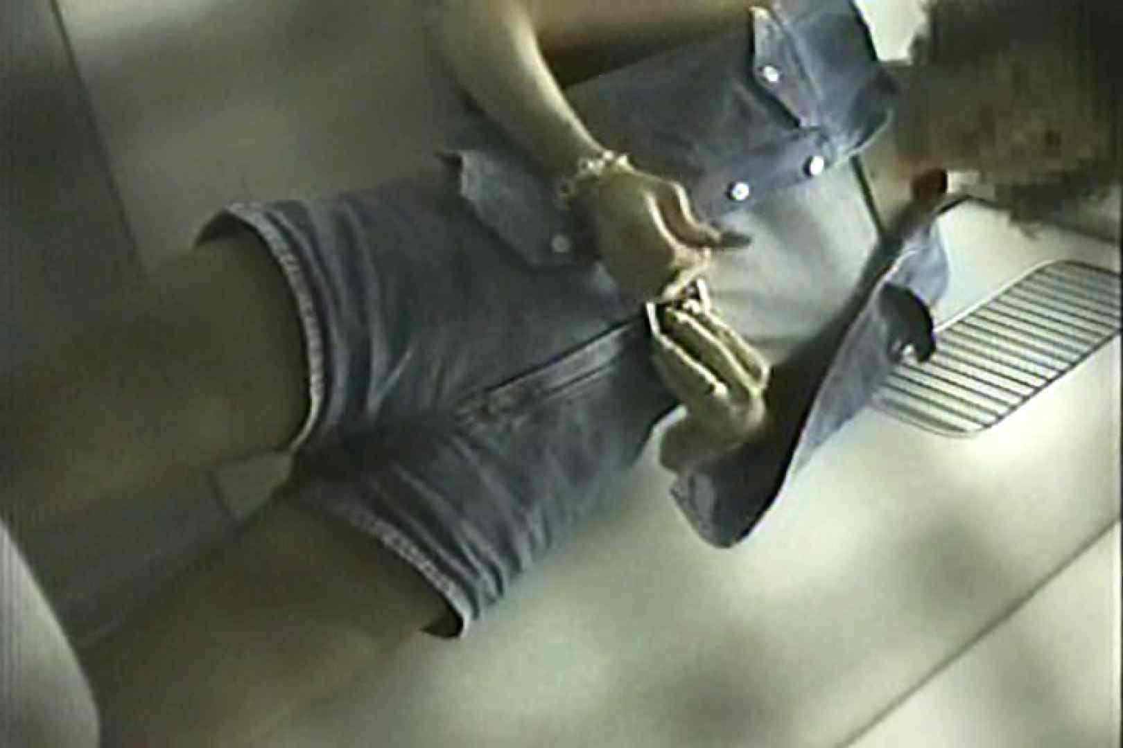 車内洗面所盗撮 電車ゆれればお尻もゆれる TK-98 洗面所はめどり   車の中のカップル  71画像 4