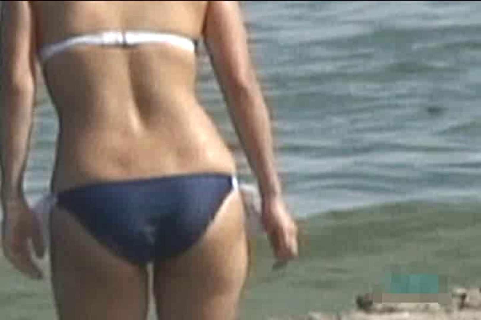 真夏のビーチは危険地帯Vol.3 ギャルのエロ動画   ワルノリ  79画像 1