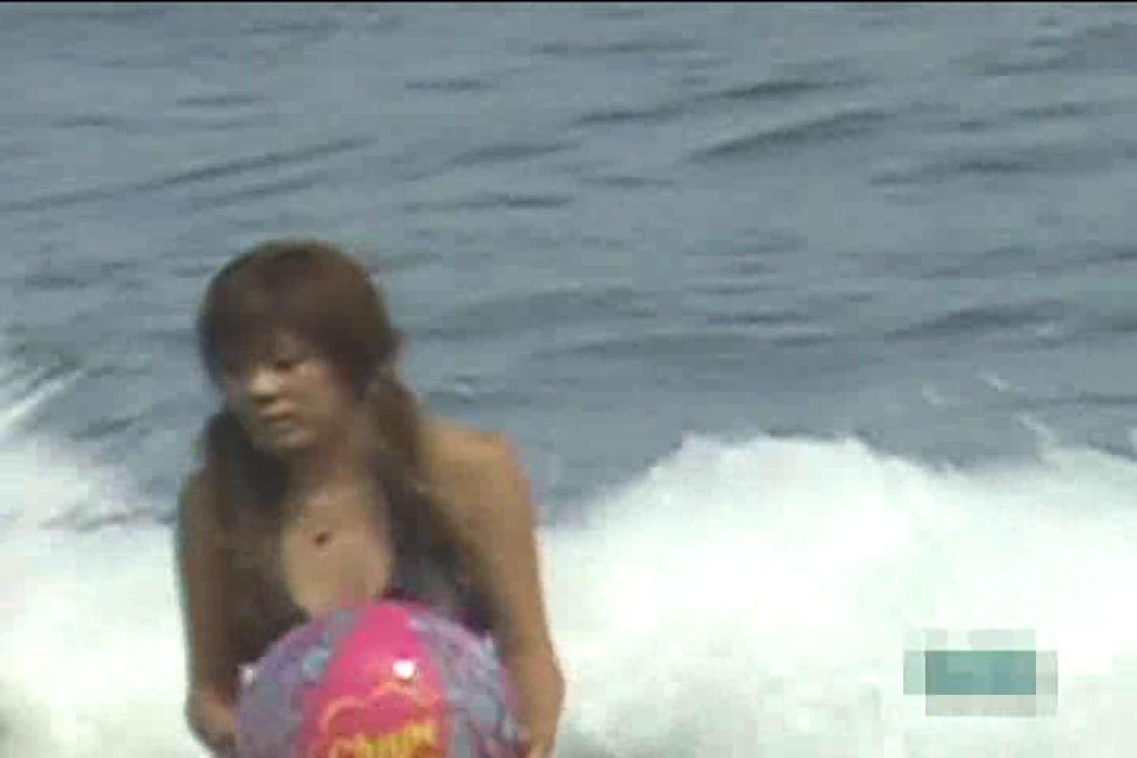 真夏のビーチは危険地帯Vol.3 ギャルのエロ動画  79画像 5