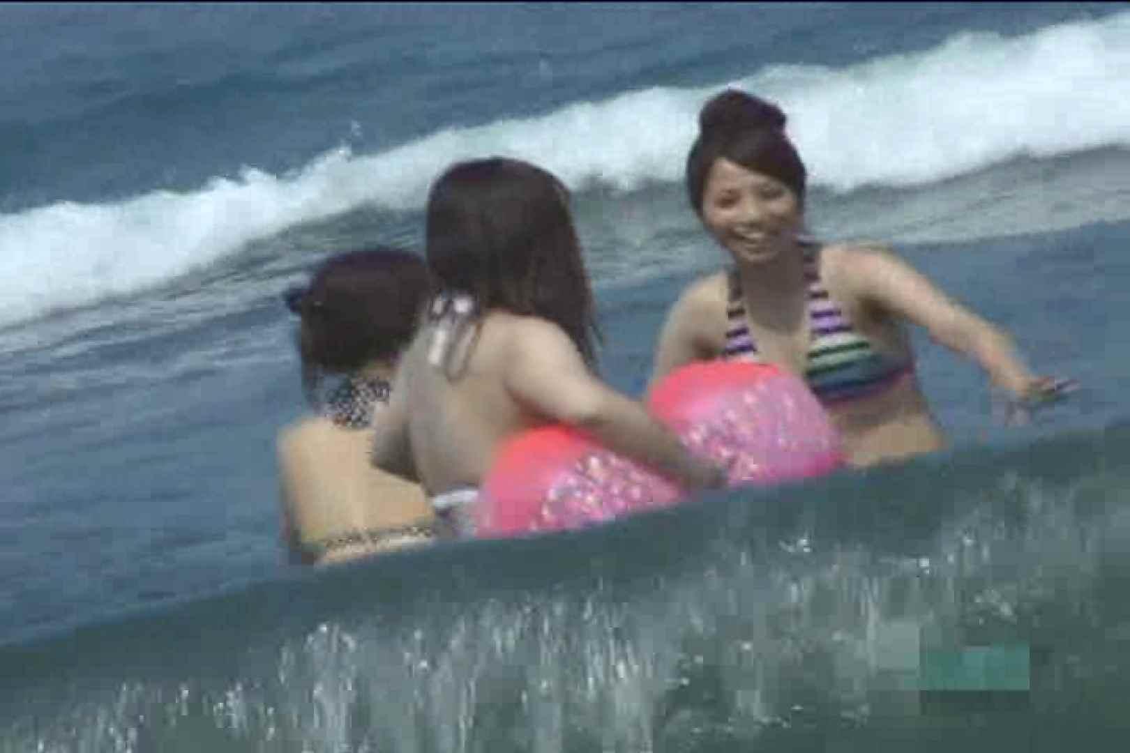 真夏のビーチは危険地帯Vol.3 ギャルのエロ動画  79画像 30
