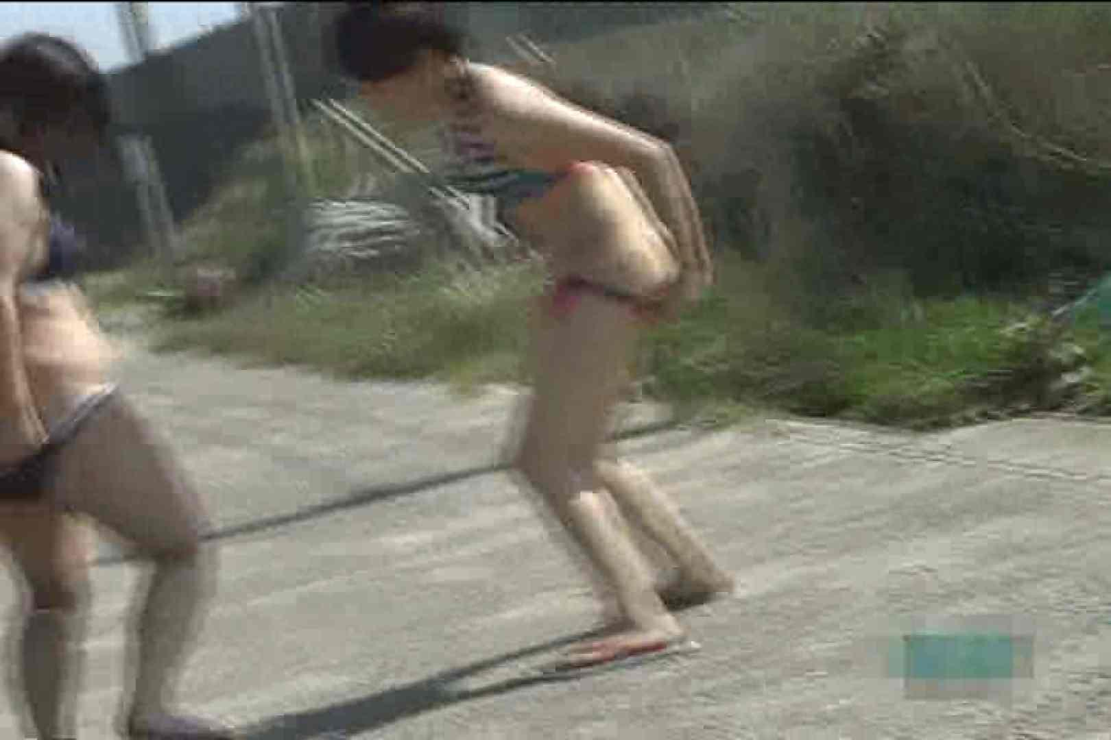 真夏のビーチは危険地帯Vol.3 ギャルのエロ動画  79画像 45