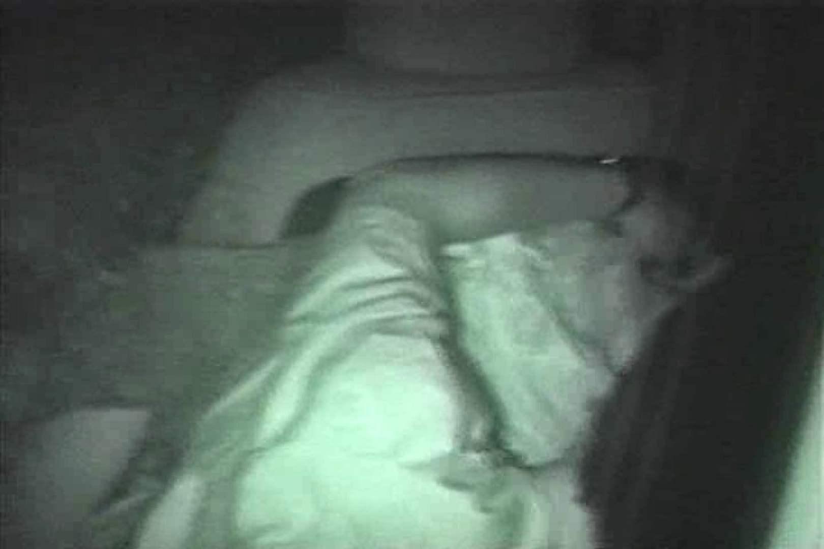 MASAさんの待ち伏せ撮り! 赤外線カーセックスVol.11 お姉さんのヌード  87画像 9