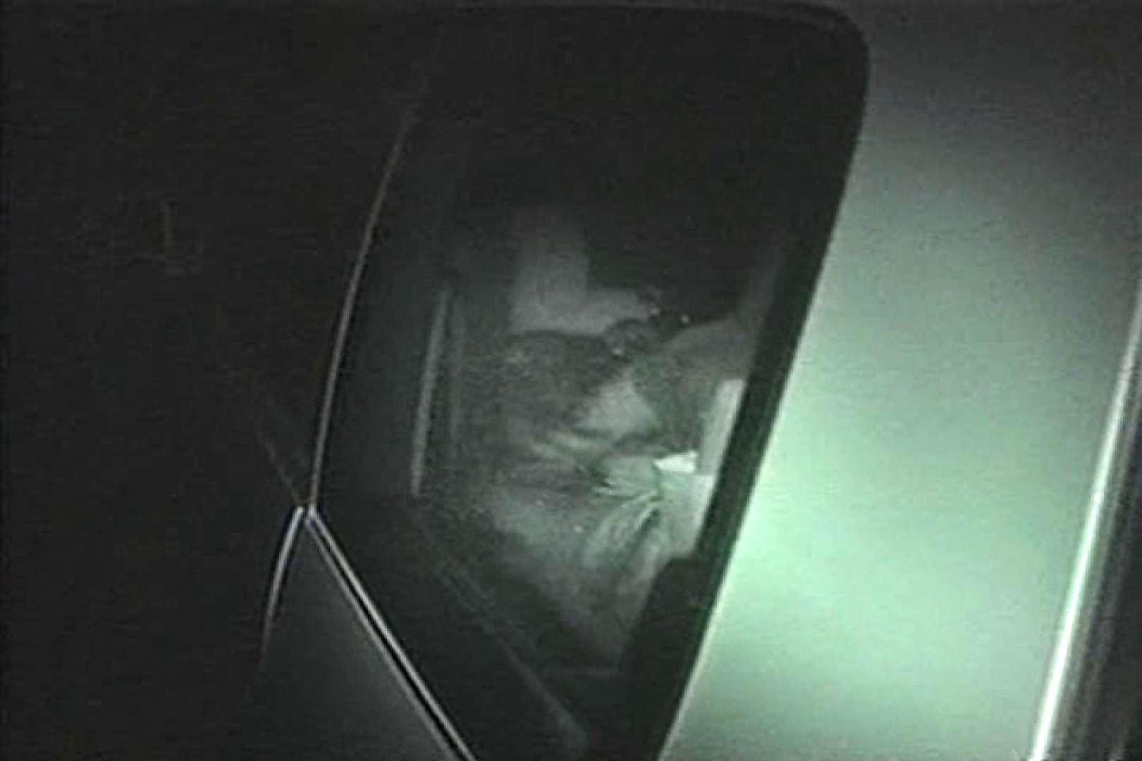 MASAさんの待ち伏せ撮り! 赤外線カーセックスVol.11 おまんこ無修正 セックス画像 87画像 12