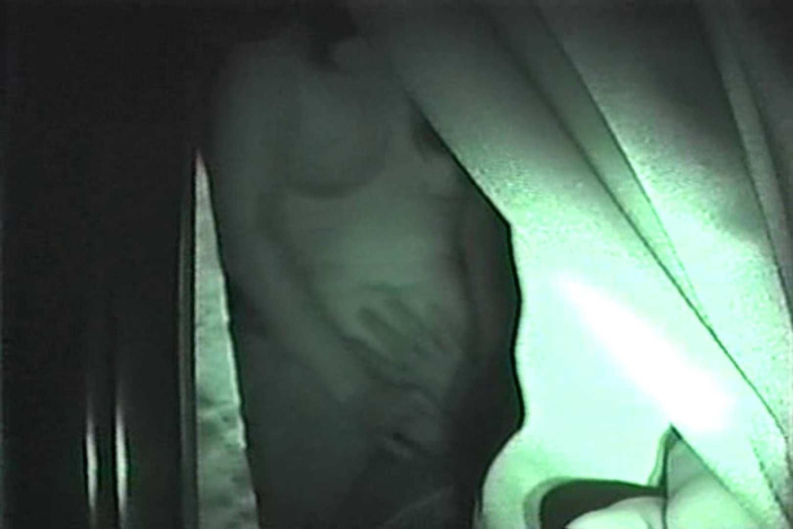 MASAさんの待ち伏せ撮り! 赤外線カーセックスVol.11 おまんこ無修正 セックス画像 87画像 48