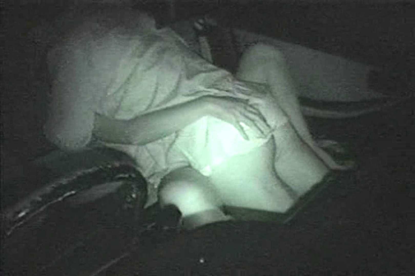 MASAさんの待ち伏せ撮り! 赤外線カーセックスVol.11 おまんこ無修正 セックス画像 87画像 84