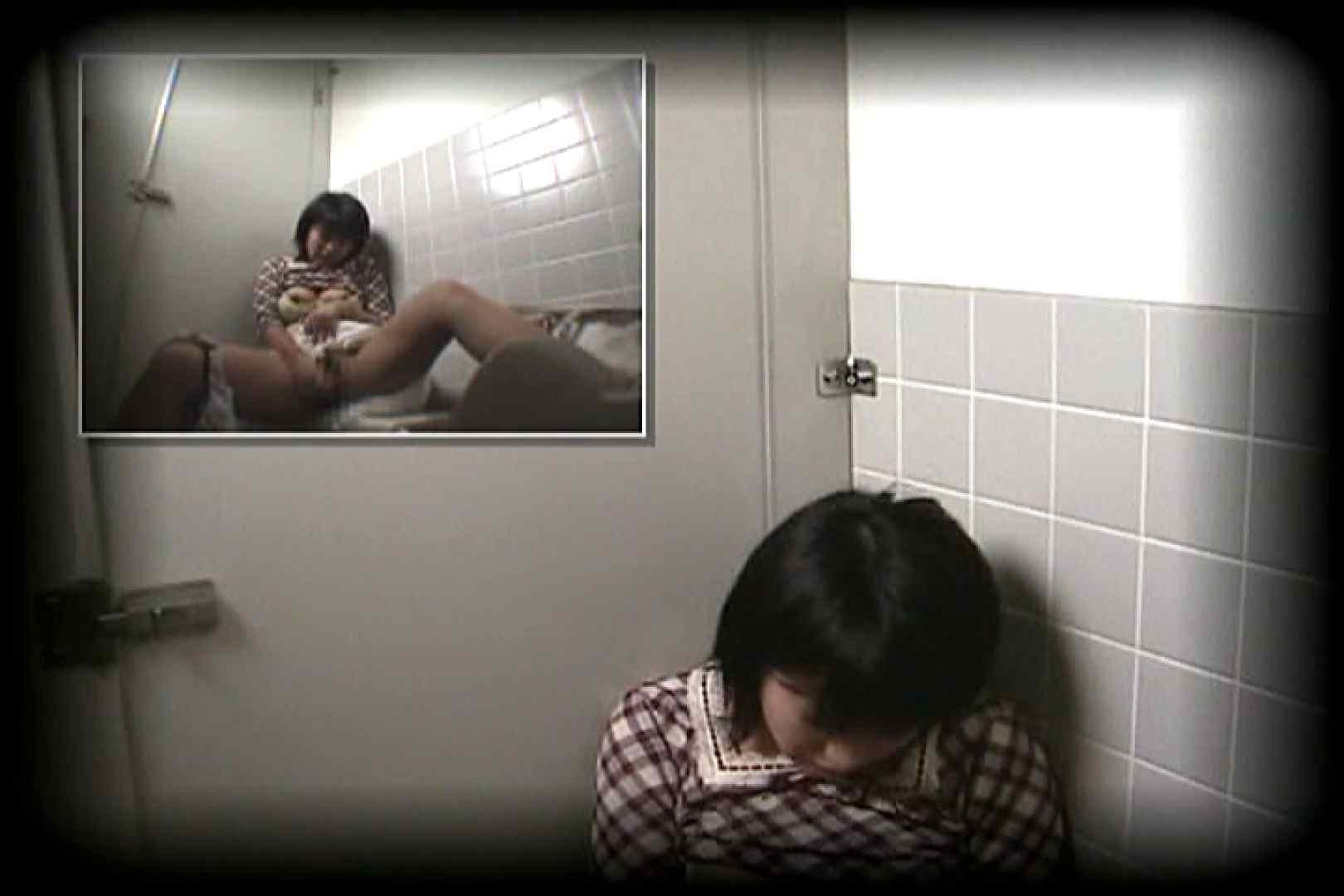 自慰天国女子洗面所Vol.1 エロすぎオナニー | 盗撮特集  75画像 49