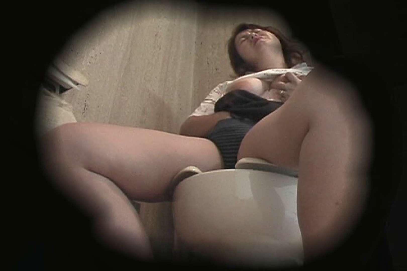 自慰天国女子洗面所Vol.8 エロティックなOL オマンコ無修正動画無料 60画像 2