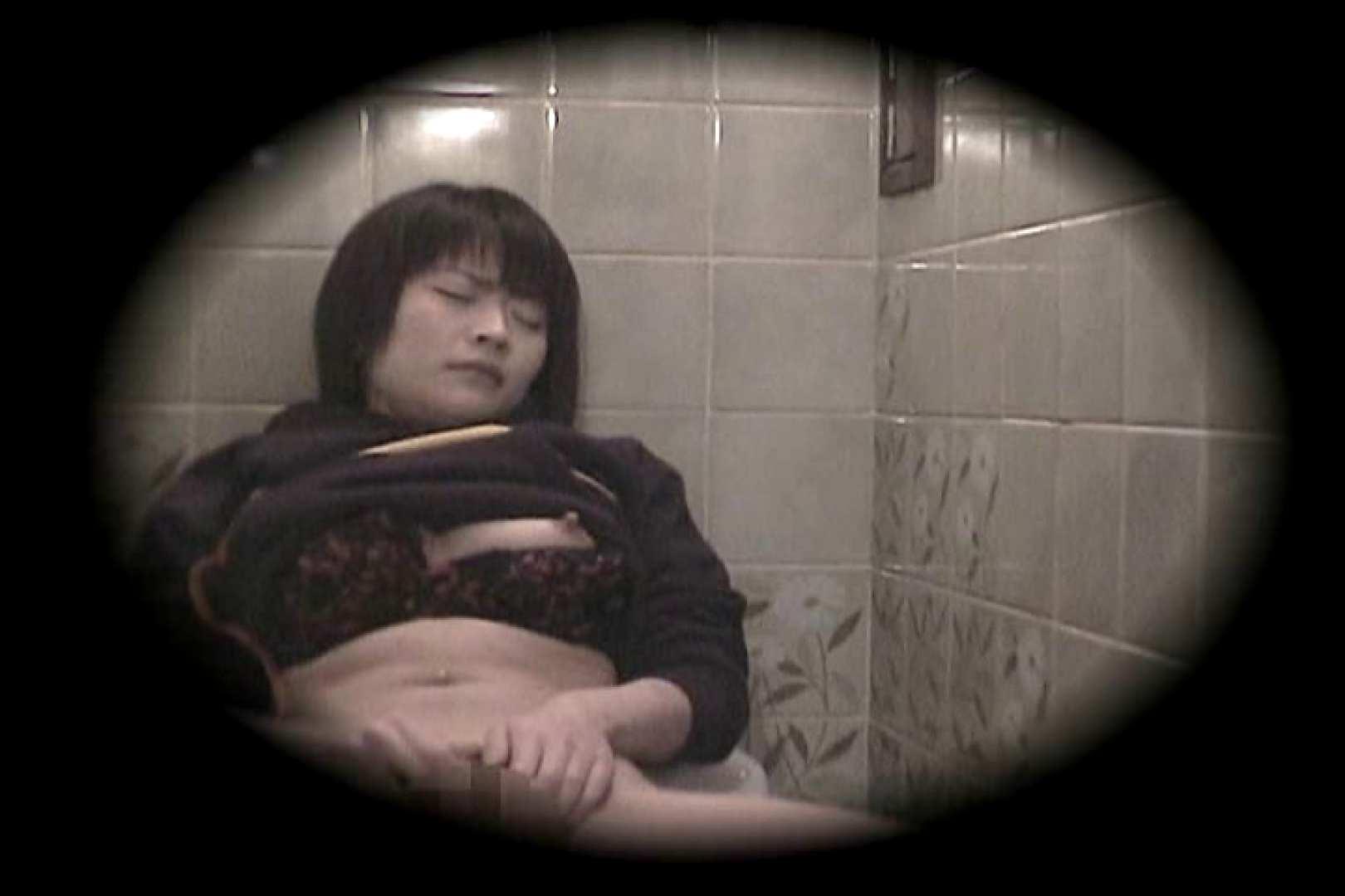 自慰天国女子洗面所Vol.9 エロティックなOL 濡れ場動画紹介 85画像 2