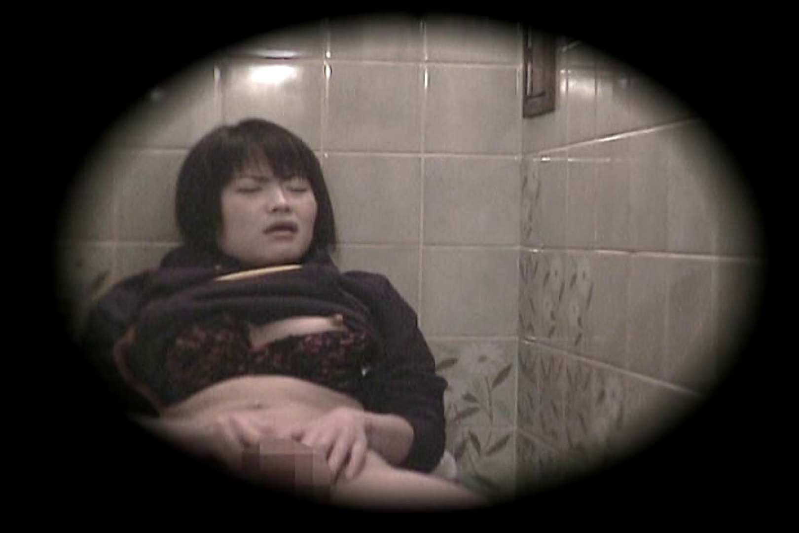 自慰天国女子洗面所Vol.9 熟女のヌード オマンコ動画キャプチャ 85画像 24