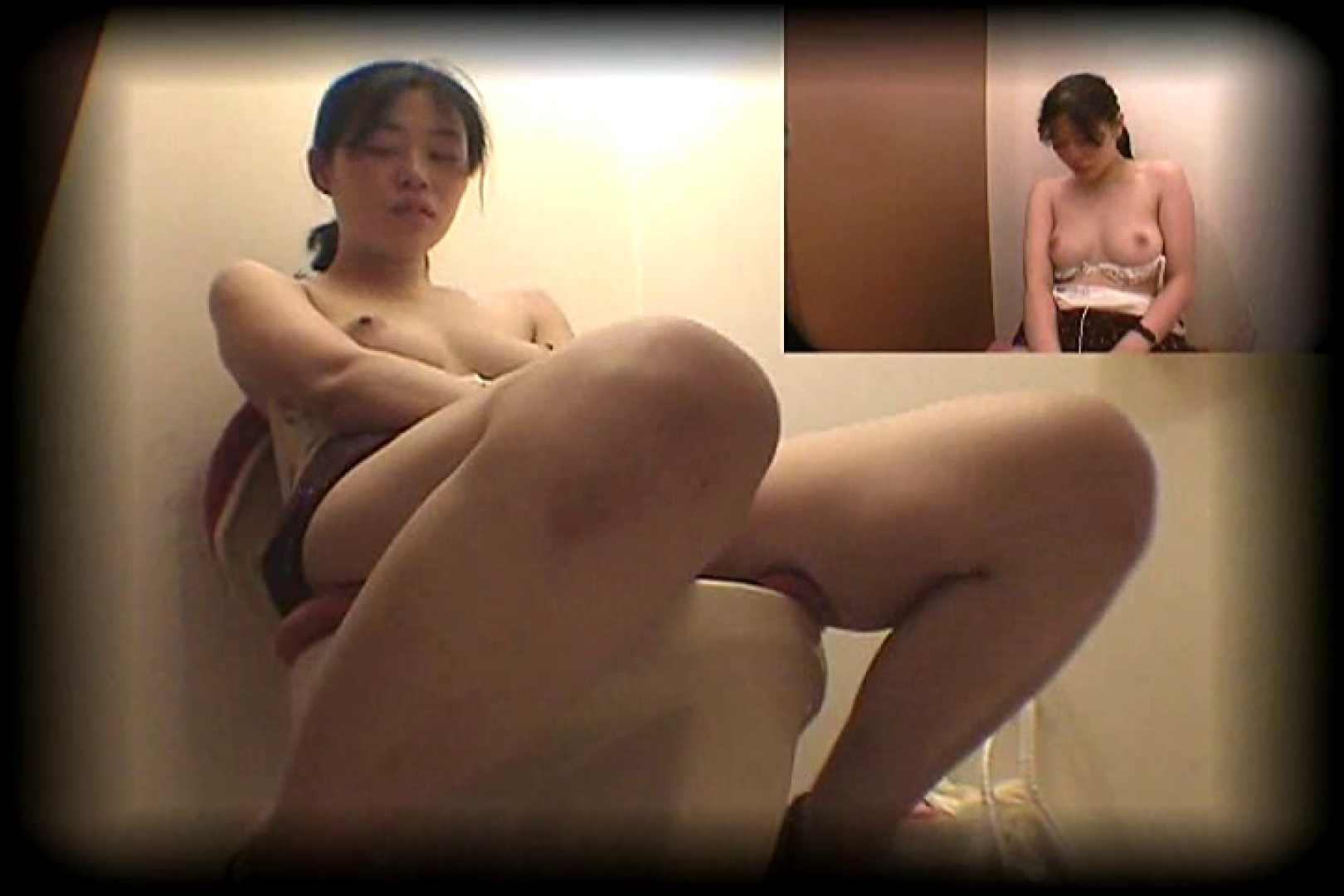 ハメ撮り|自慰天国女子洗面所Vol.9|ピープフォックス(盗撮狐)