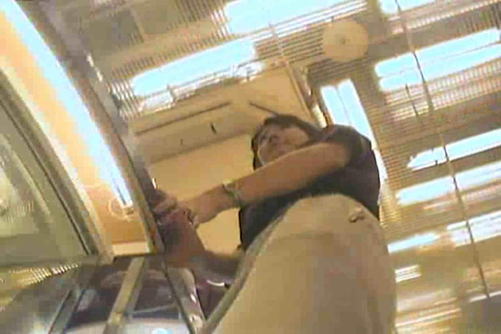 デパートローアングル徘徊 靴カメ盗撮Vol.4 チラ AV無料動画キャプチャ 77画像 52