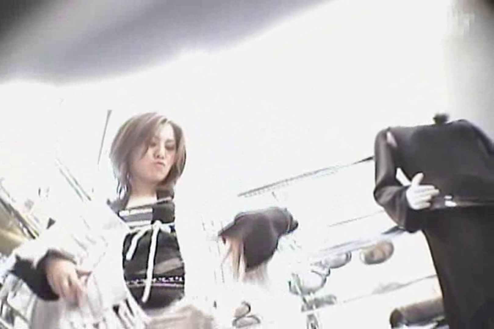 デパートローアングル徘徊 靴カメ盗撮Vol.11 お姉さんのヌード | チラ  99画像 5