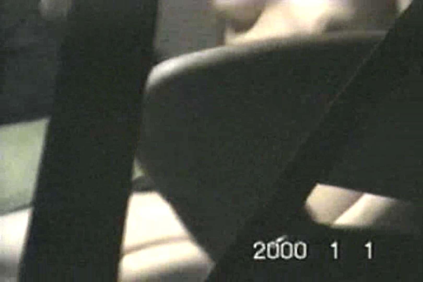 蔵出し!!赤外線カーセックスVol.12 カップル盗撮  92画像 24