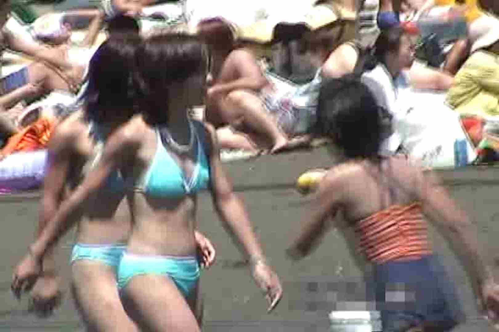 美少女を探せ!!真夏のビキニハーレムVol.8 美少女のヌード 戯れ無修正画像 90画像 69