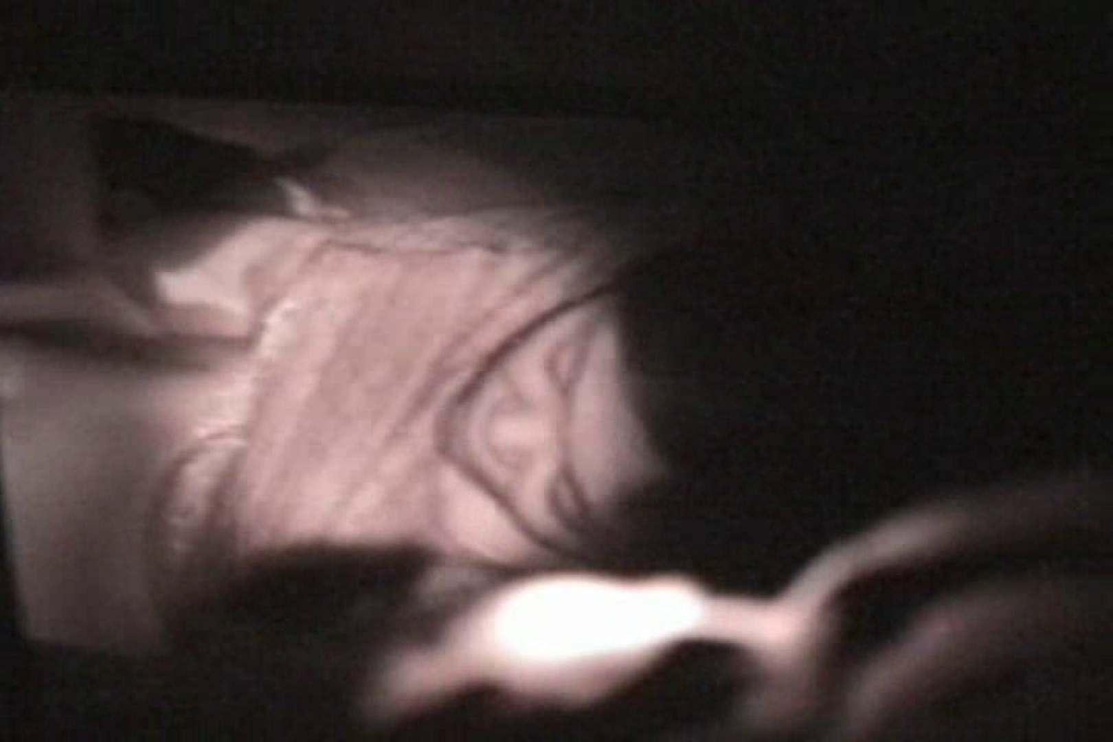 蔵出し!!赤外線カーセックスVol.22 フェラ最高 AV動画キャプチャ 72画像 4
