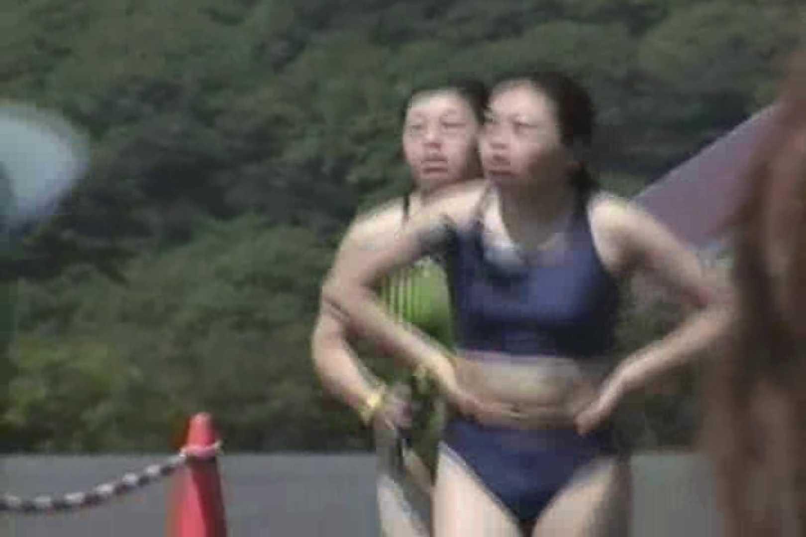 鉄人レース!!トライアスロンに挑む女性達!!Vol.6 コスチューム  75画像 36