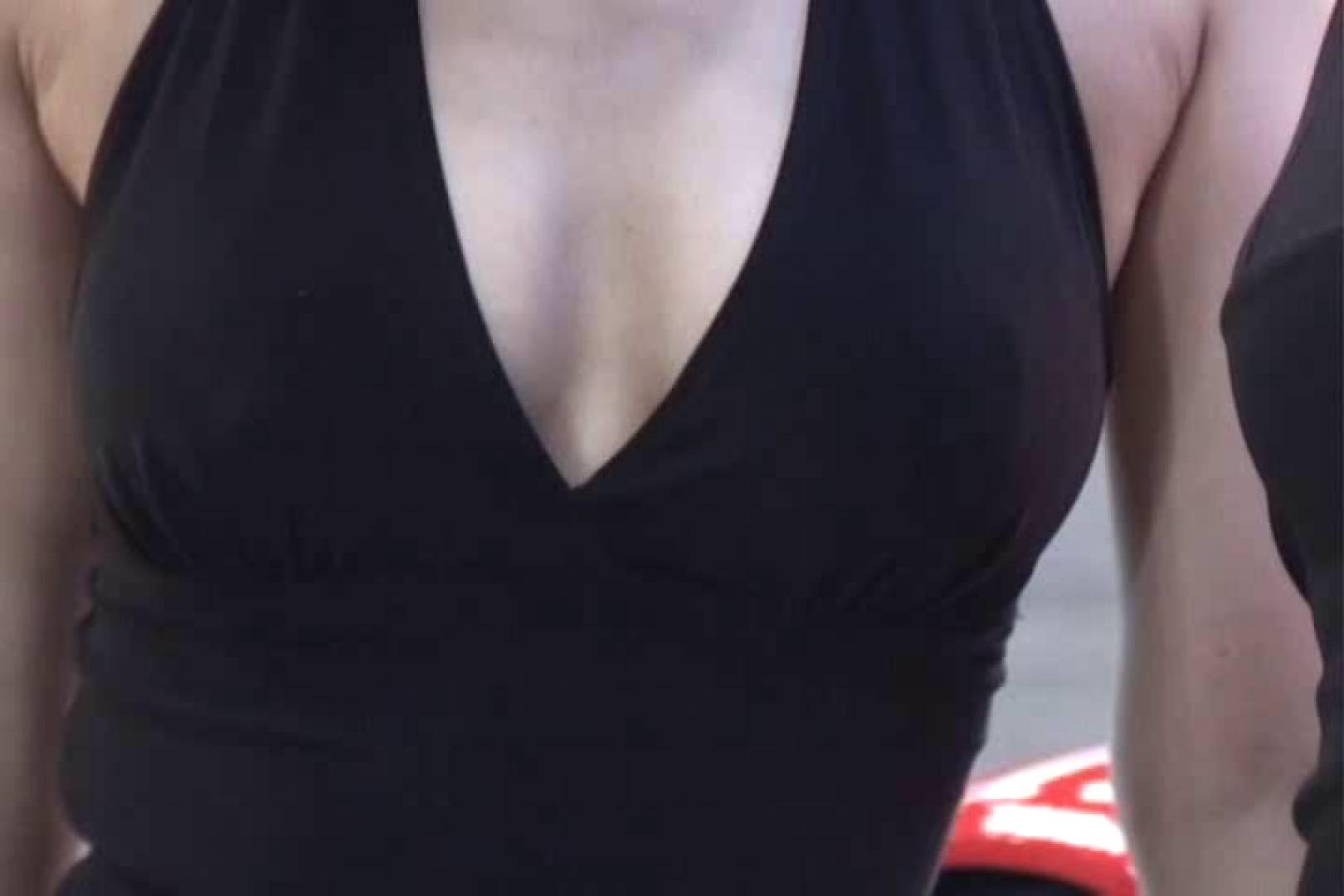 胸チラはもらった~!!胸元争奪戦!!Vol.2 巨乳 オマンコ動画キャプチャ 93画像 63