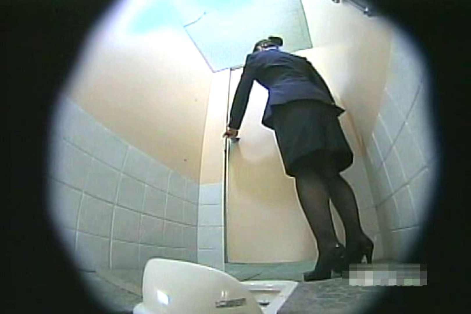 美脚・美人・スレンダーじゃなきゃスチュワーデスじゃないVol.2 洗面所はめどり 盗撮画像 56画像 38