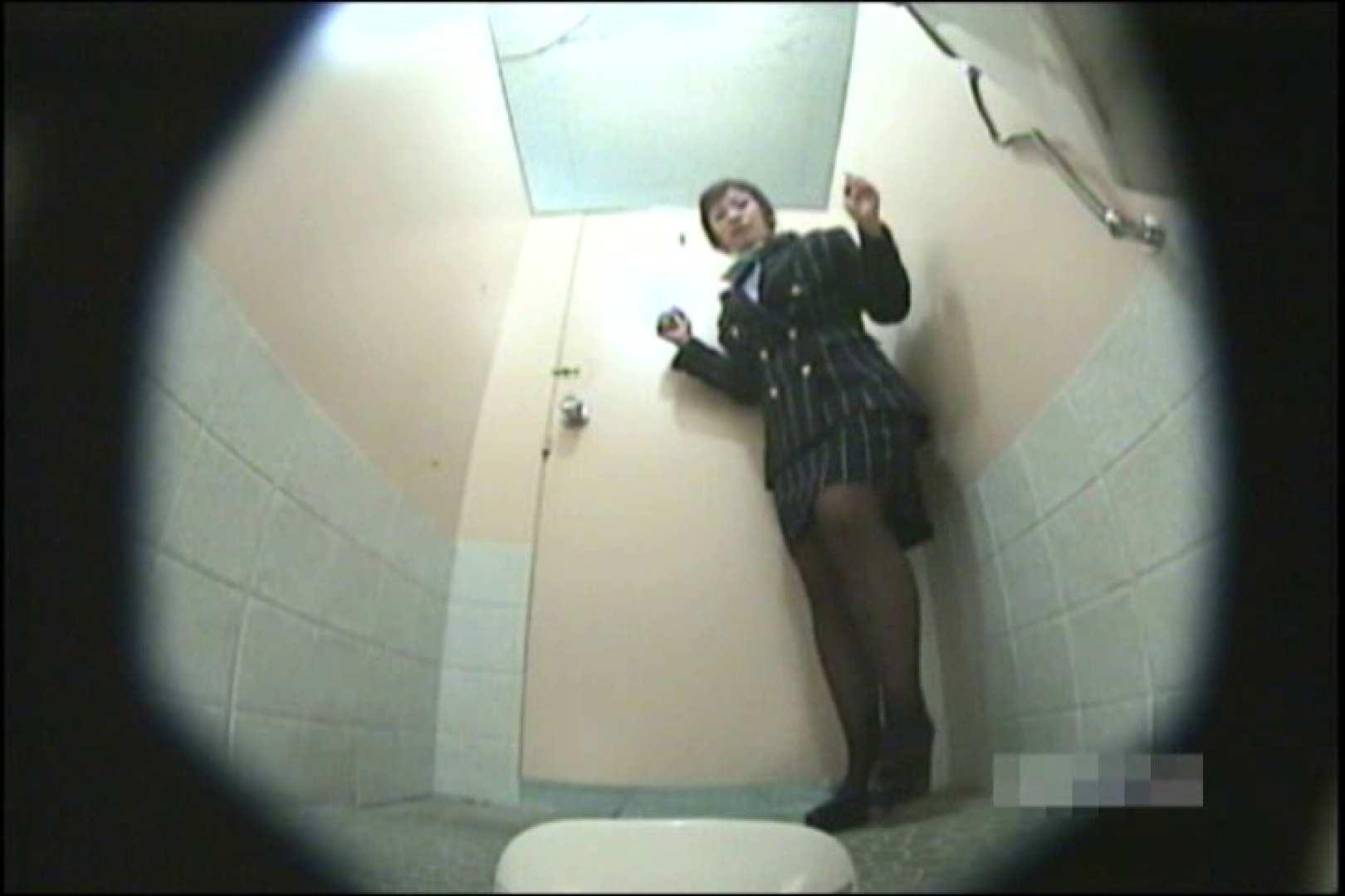 美脚・美人・スレンダーじゃなきゃスチュワーデスじゃないVol.7 洗面所はめどり  89画像 32