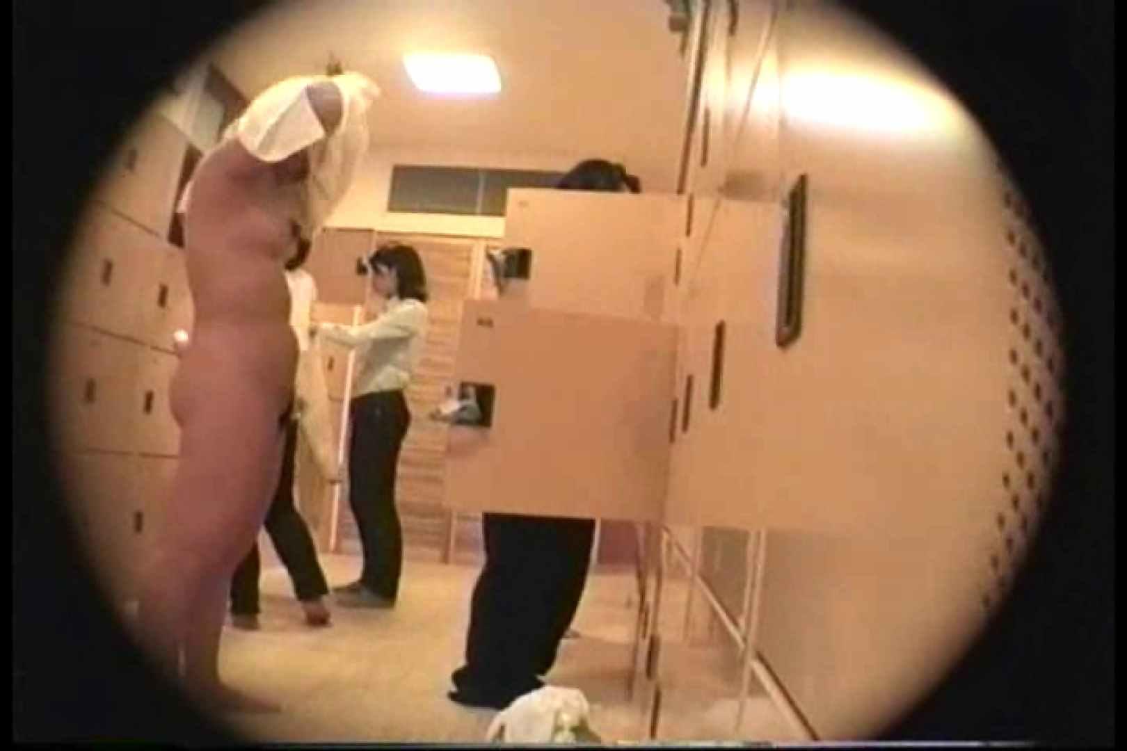 新女風呂49 脱衣所の着替え  103画像 63