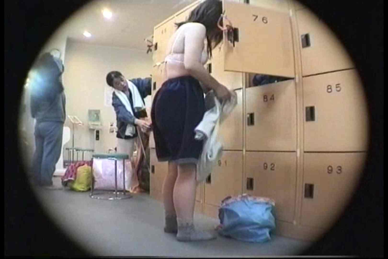 新女風呂49 脱衣所の着替え   女風呂の実態  103画像 100