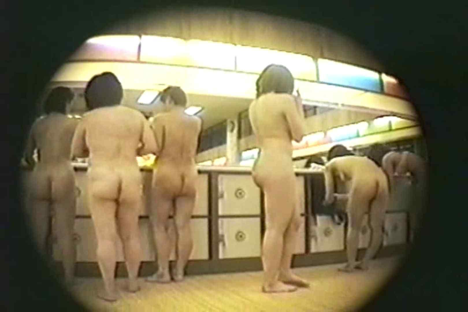新女風呂35 脱衣所の着替え | 女風呂の実態  81画像 79