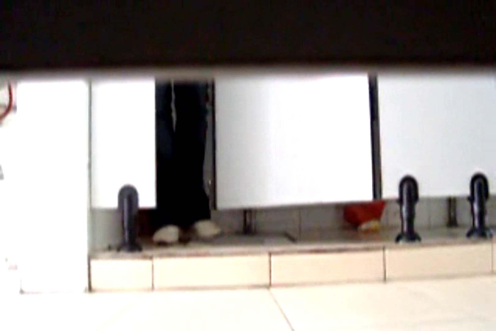 ぼっとん洗面所スペシャルVol.5 洗面所はめどり 性交動画流出 68画像 32