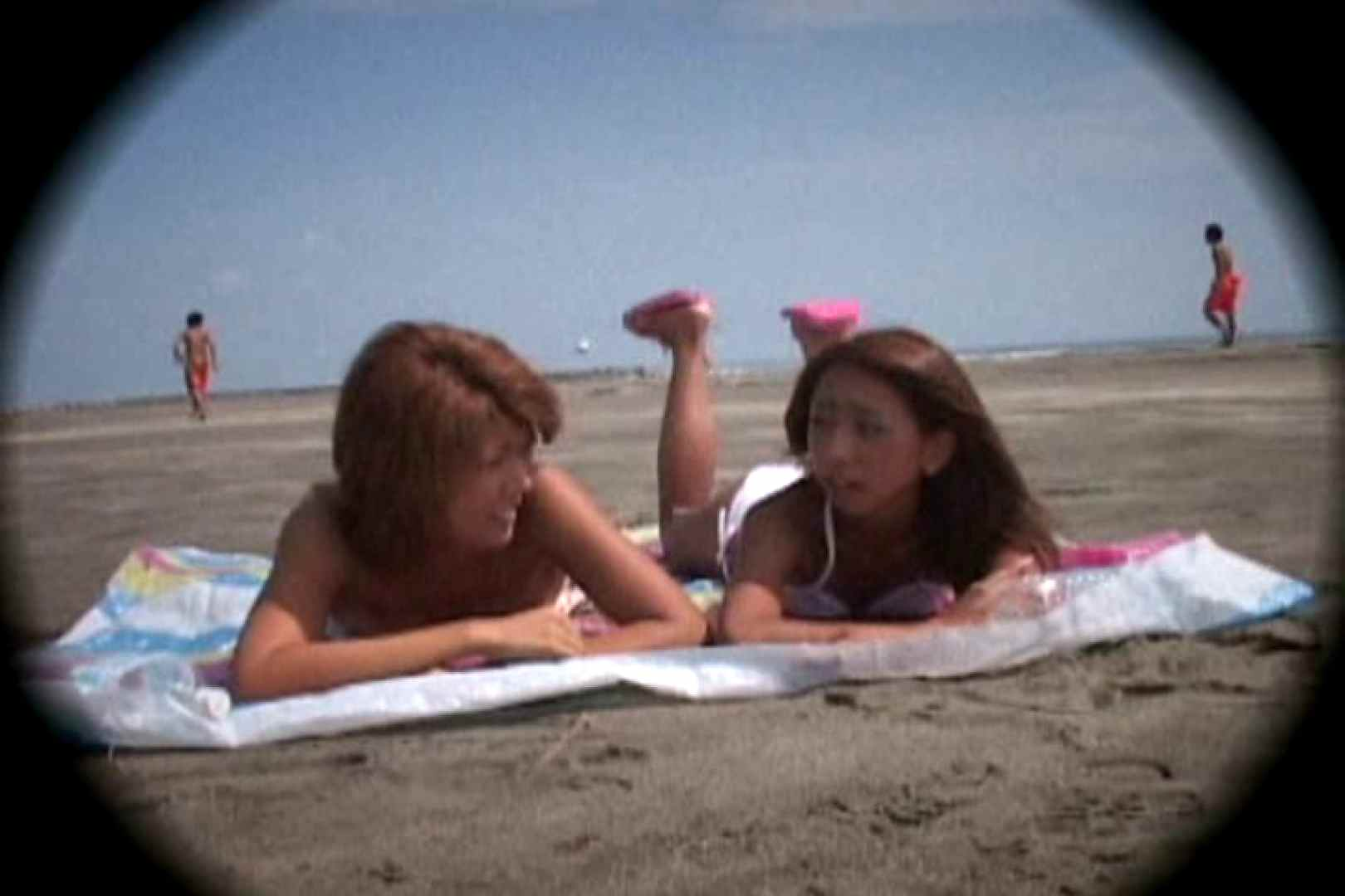 ビーチで発見!!はしゃぎ過ぎポロリギャルVol.1 エロティックなOL アダルト動画キャプチャ 76画像 44
