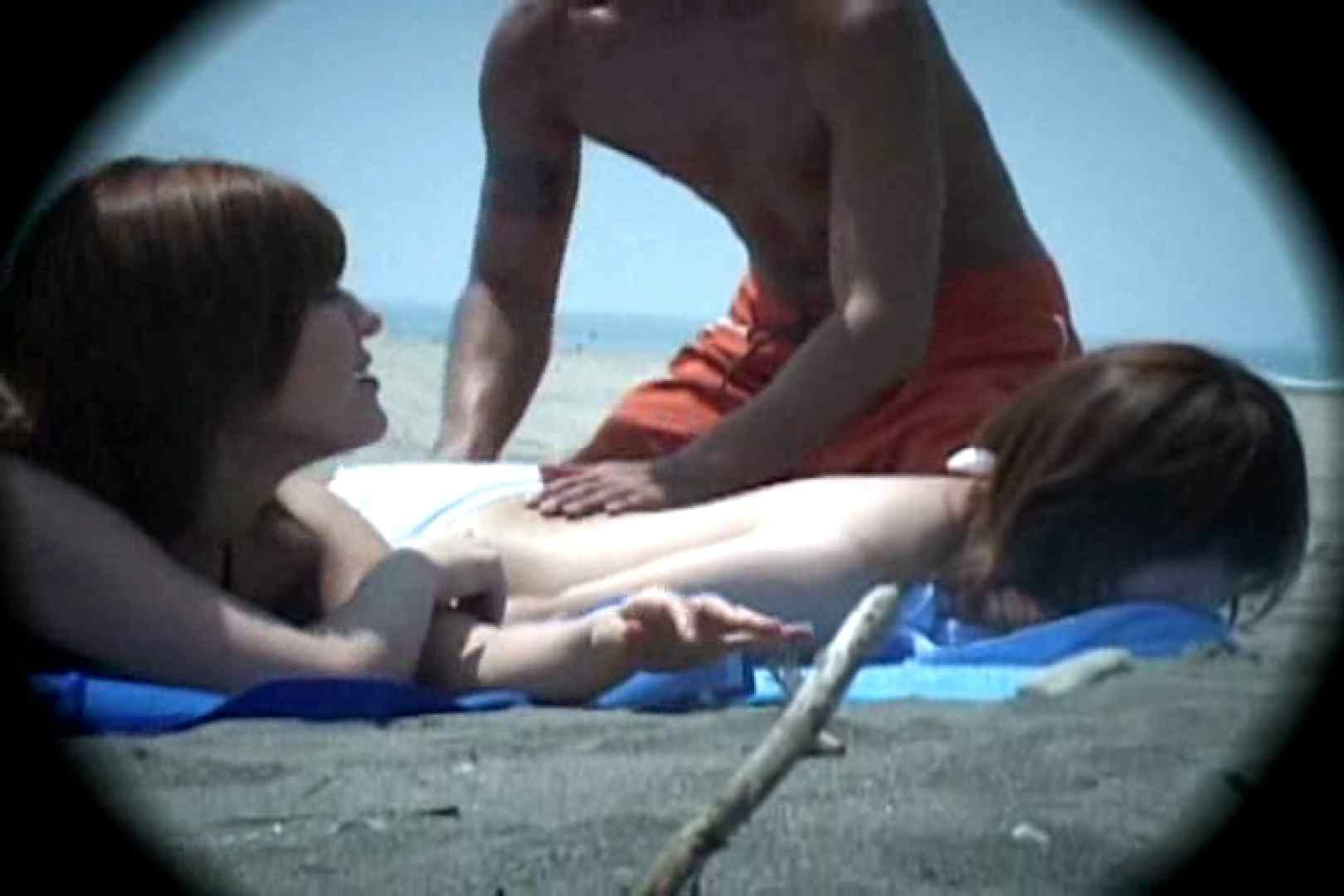 ビーチで発見!!はしゃぎ過ぎポロリギャルVol.2 水着 AV無料動画キャプチャ 79画像 23