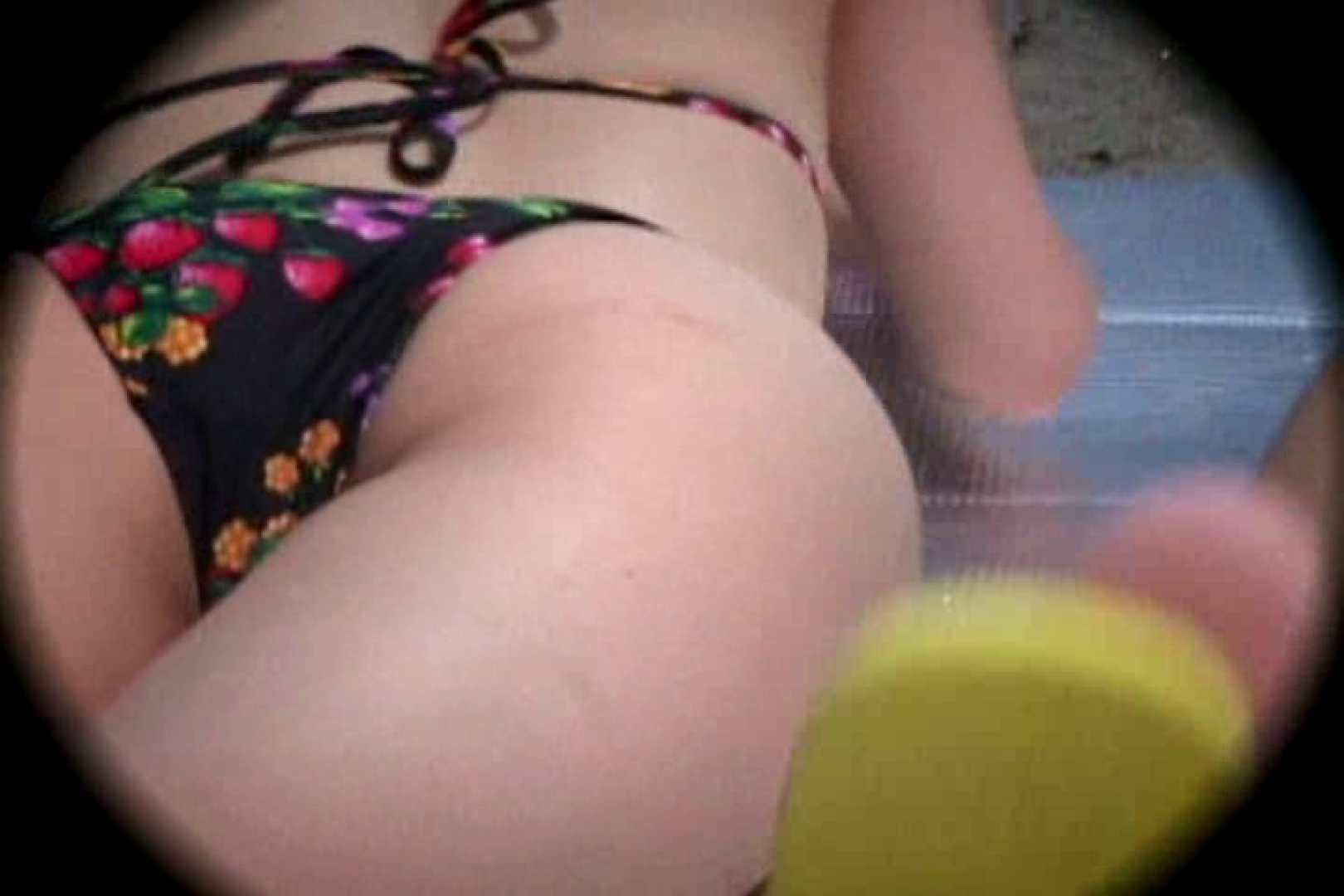 ビーチで発見!!はしゃぎ過ぎポロリギャルVol.3 チラ 女性器鑑賞 75画像 17