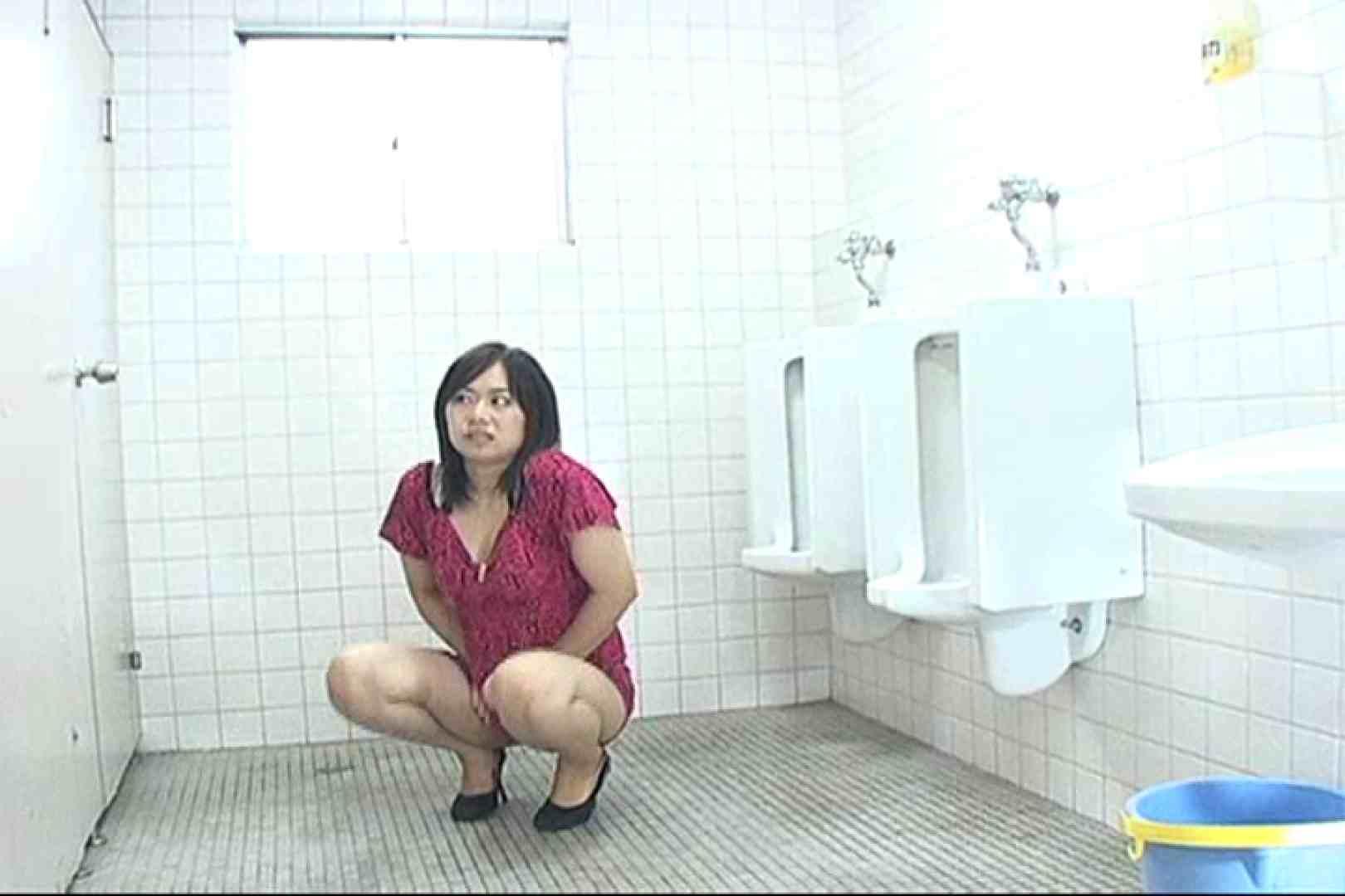 雑居ビル洗面所只今使用禁止中!Vol.4 洗面所はめどり 性交動画流出 82画像 34