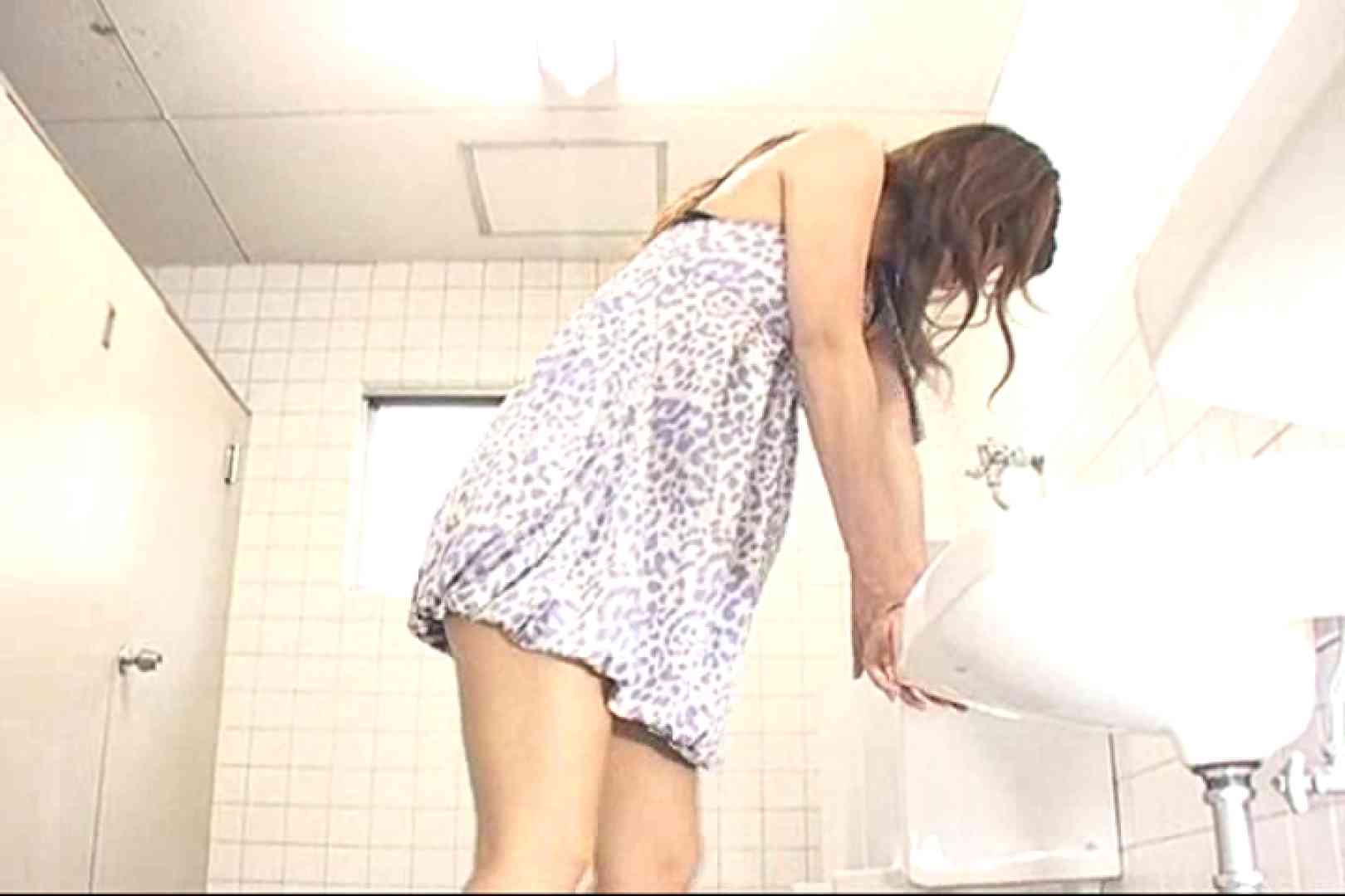 雑居ビル洗面所只今使用禁止中!Vol.4 ギャルのエロ動画 | エロティックなOL  82画像 53