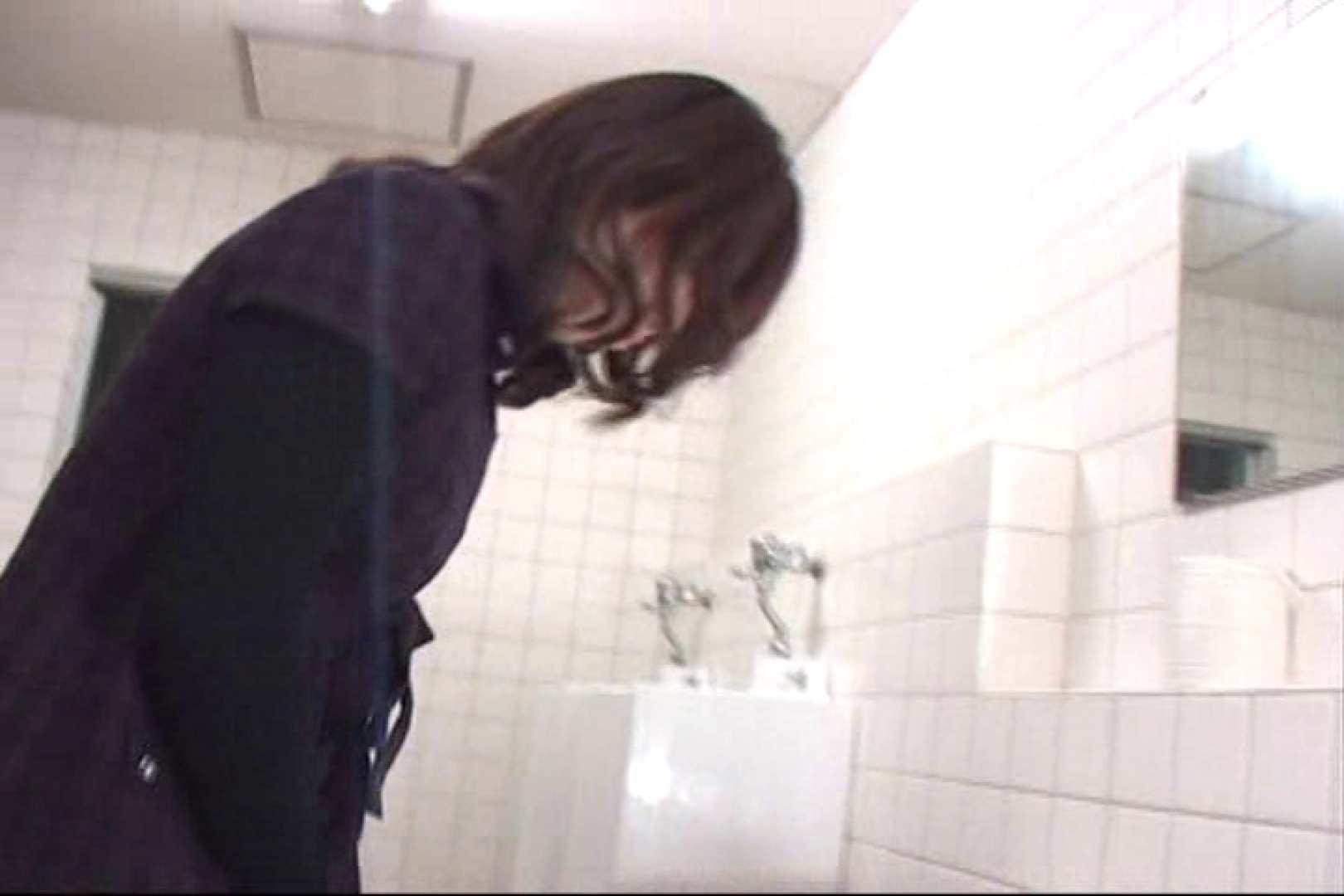 雑居ビル洗面所只今使用禁止中!Vol.6 洗面所はめどり スケベ動画紹介 89画像 3