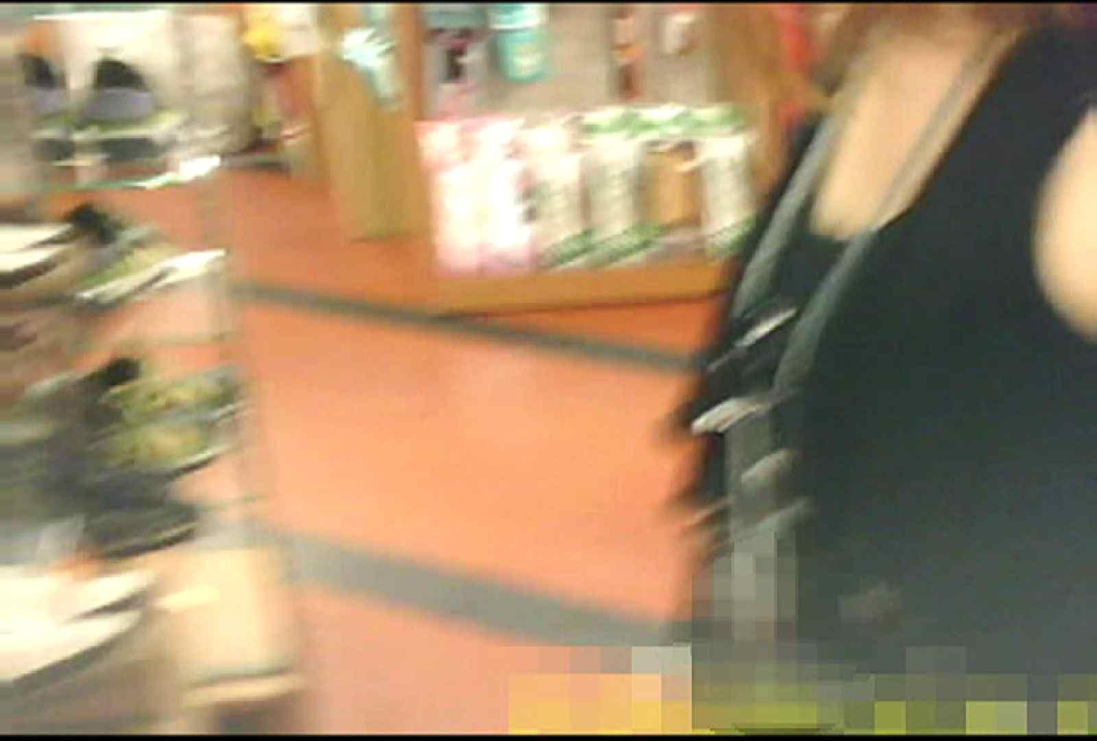 「ノゾキスト」さんの陰撮!!美女サルベージVol.1 チラ オメコ動画キャプチャ 68画像 3