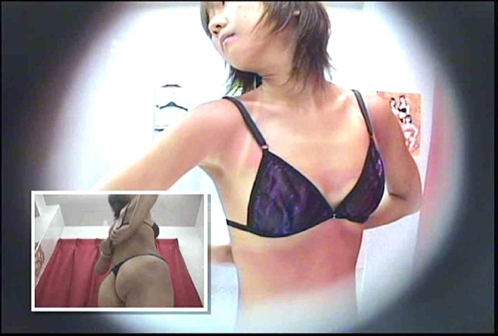 ショップ店長流出!!変態下着を買い漁る女達!Vol.4 ギャルのエロ動画  58画像 9