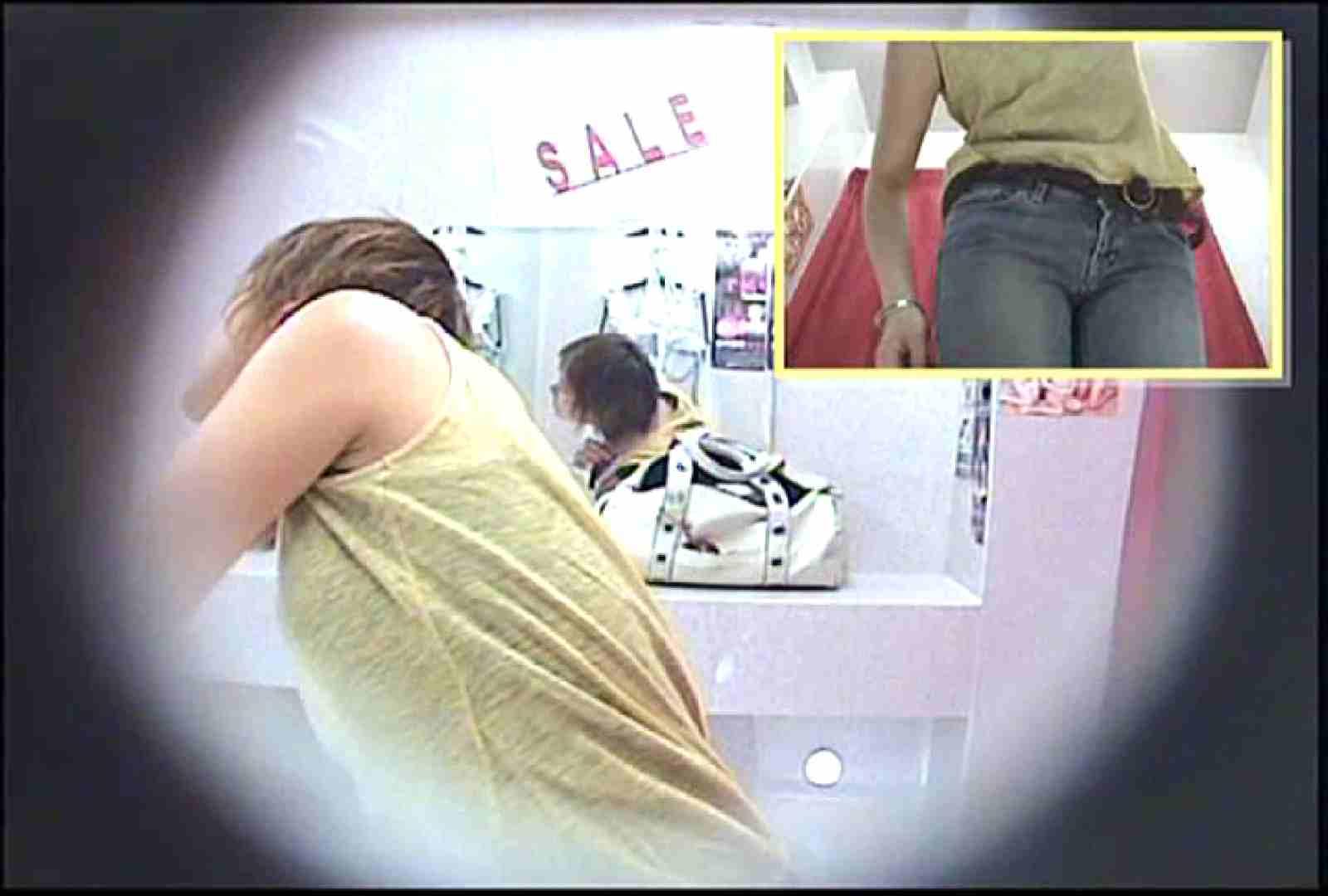 ショップ店長流出!!変態下着を買い漁る女達!Vol.4 ギャルのエロ動画 | 着替え  58画像 31